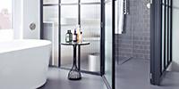 Salle de bain, Toilettes et WC à Belarga (34230)